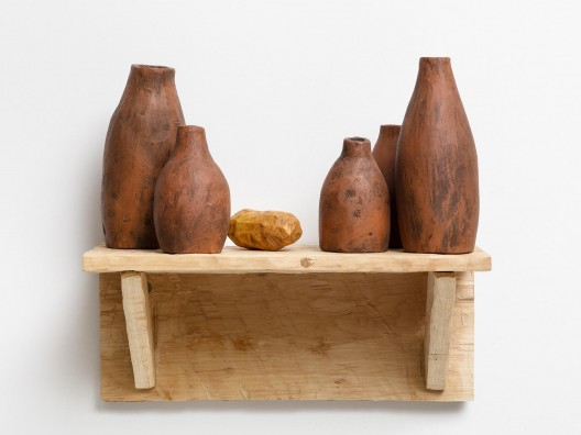 Viisi pulloa ja peruna